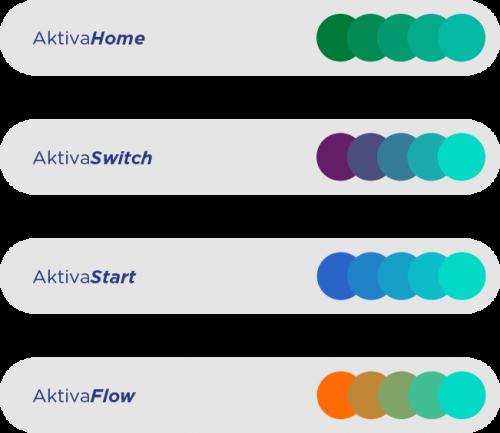 Color Palette Revision