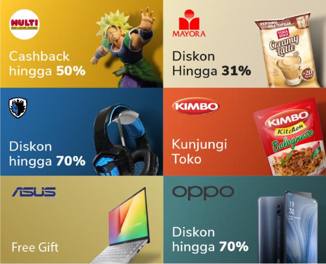 Tokopedia - Brand Pilihan